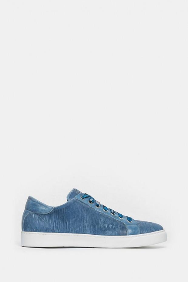 Кеды Bagatto голубые - 1742_bl