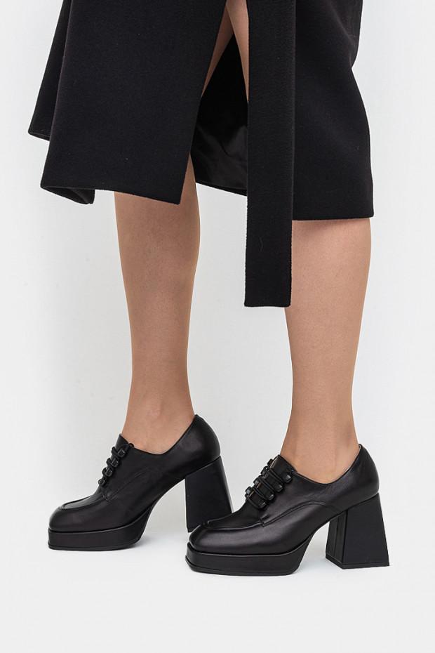 Женские туфли Via del Garda черные - VG35028n