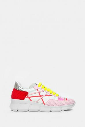 Кроссовки L4K3 розовые - 01La1