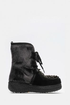 Ботинки HICE черные - 1096