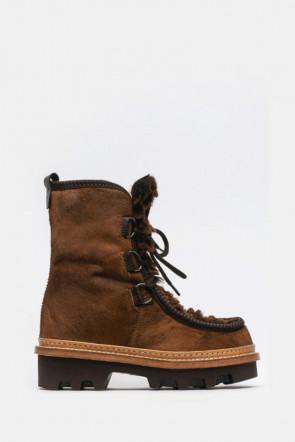 Ботинки Hice коричневые - 1196