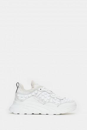 Женские кроссовки John Richmond белые - JR12363w