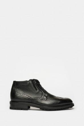 Ботинки Mario Bruni черные - 13271