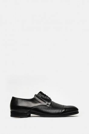 Туфли Giampiero Nicola черные - 15253