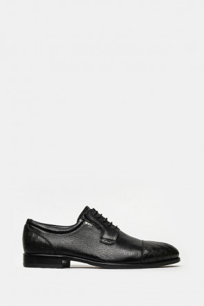 Туфли Giampiero Nicola черные - 15262