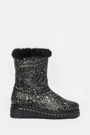 Ботинки Loriblu черные - 152a1