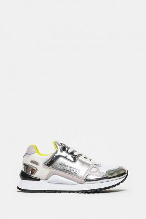 Кроссовки Colmar серебро - 157C