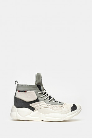 Кроссовки Banu белые - 18209