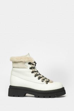 Ботинки Voile Blanche белые - 1842w