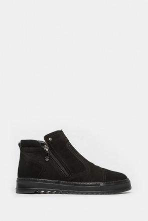 Ботинки Lab Milano черные - 18861