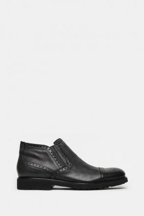 Ботинки Mario Bruni черные - 19180