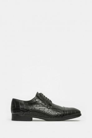 Туфли Giampiero Nicola черные - 19811