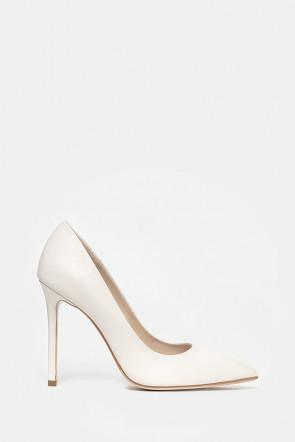 Туфли Genuin Vivier белые - 201119w