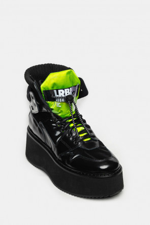 Ботинки Loriblu черные - LR232