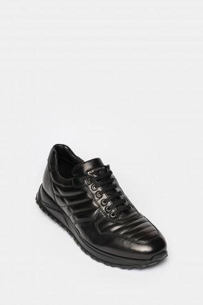 Кроссовки Luca Guerrini черные - 11161