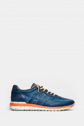 Кроссовки CeTTi синие - 1222bl