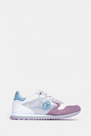 Кроссовки Trussardi белые - 7965g0