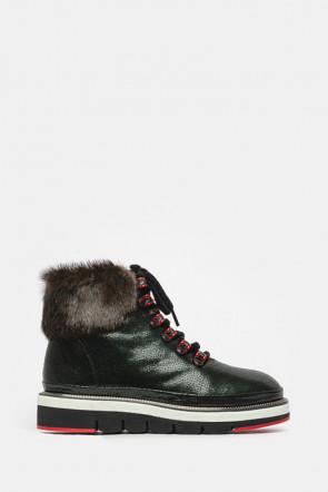 Ботинки LAB Milano черные - 21126