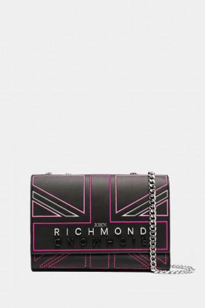 Сумка John Richmond черная - 21306n