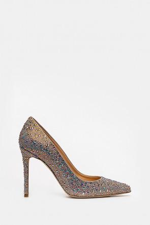 Туфли Alessandro di Maria пудра - 253608