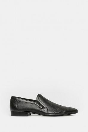 Туфли Giampiero Nicola черные - 2603