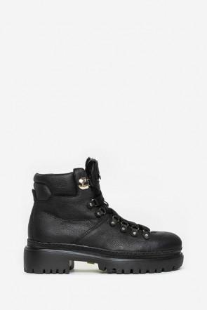 Ботинки Lonvie черные - 3072z