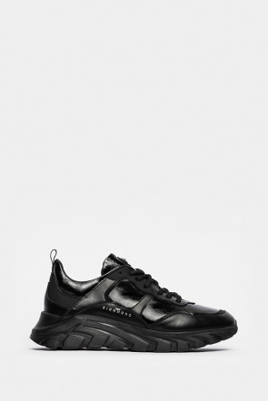 Кроссовки John Richmond черные - 3181