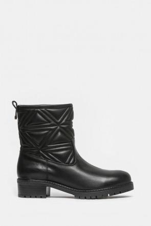 Ботинки Emporio Armani черные - 3255