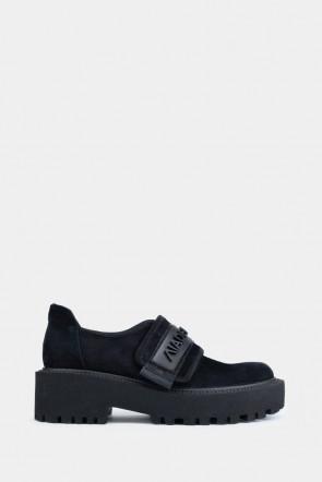 Женские туфли Via Del Garda черные - VG30043c