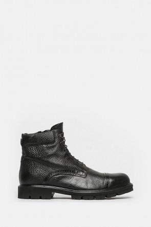 Ботинки Giampiero Nicola черные - 34623