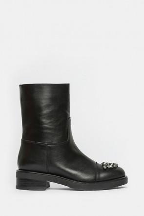 Ботинки Tiffi черные - 347a1