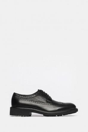 Туфли Giampiero Nicola черные - 39603