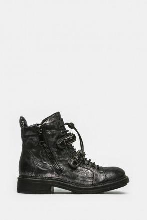 Ботинки Fru.it черные - 3974