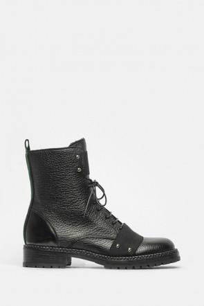 Ботинки Laura Bellariva черные - 4060