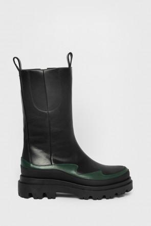 Ботинки Genuin Vivier черные - 40920