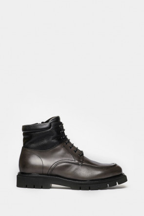 Ботинки Giampiero Nicola серые - 42562