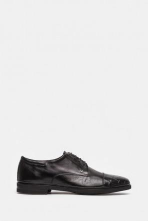 Туфли Gianfranco Butteri черные - 43805N