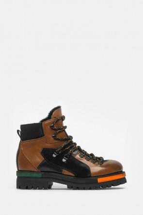 Ботинки Laura Bellariva коричневые - 4521m