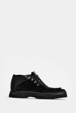 Ботинки Gianfranco Butteri черные - 50913