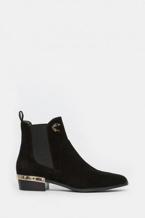 Ботинки Norma JB черные - 5123