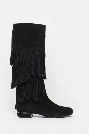 Сапоги Loriblu черные - 5349