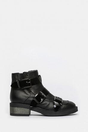 Ботинки Norma JB черные- 5360n