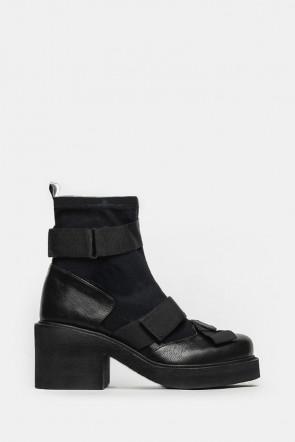 Ботинки Genuin Vivier черные - 5517