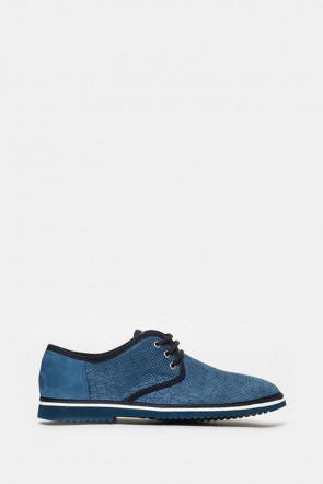 Дерби Gianfranco Butteri синие - 59033