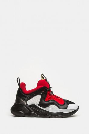 Кроссовки Fabi красные - 5908r