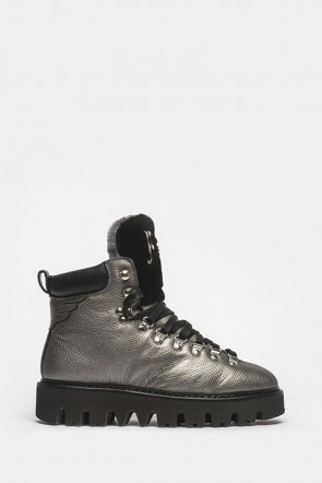 Ботинки John Richmond серебро - 5961