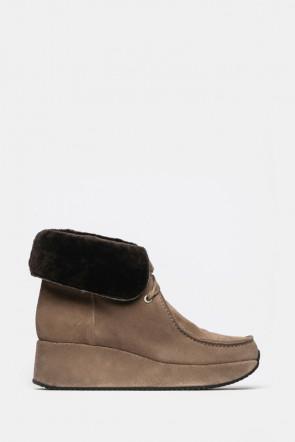Ботинки Kelton бежевые - 618b