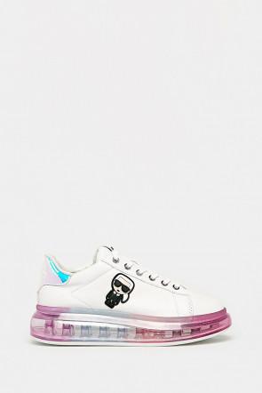 Кеды Karl Lagerfeld белые - 62689