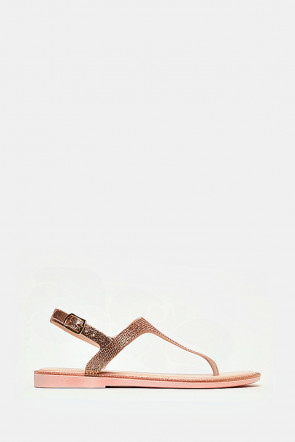 Босоножки Laura Biagiotti розовые - 6282r