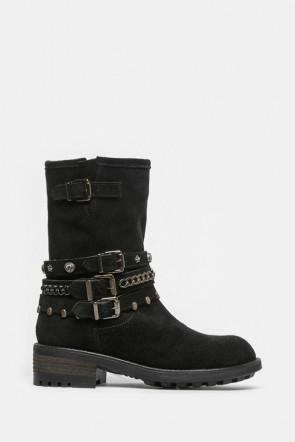 Ботинки Meline черные - 62a1